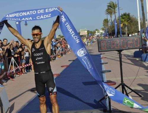 El Triatlón Ciudad de Chiclana celebra su XXXI edición el 27 de mayo