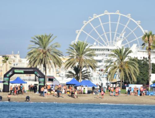 La presencia de medusas obliga a suspender la Travesía Zamudio de Málaga