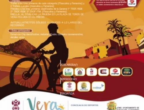 El I Mountain Bike Desafío Baria, una gran aventura en tierras almerienses