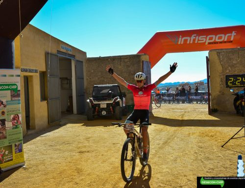 La Mountain Bike Desafío Baria fue un éxito rotundo