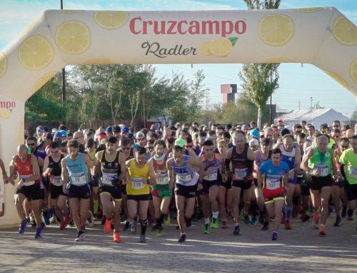 Mamen Ledesma y Rubén Álvarez, las estrellas de la II Media Maratón de La Rinconada Vitaldent Entreparques