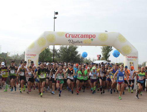 Vuelve la Media Maratón Entreparques Vitaldent de La Rinconada (Sevilla)